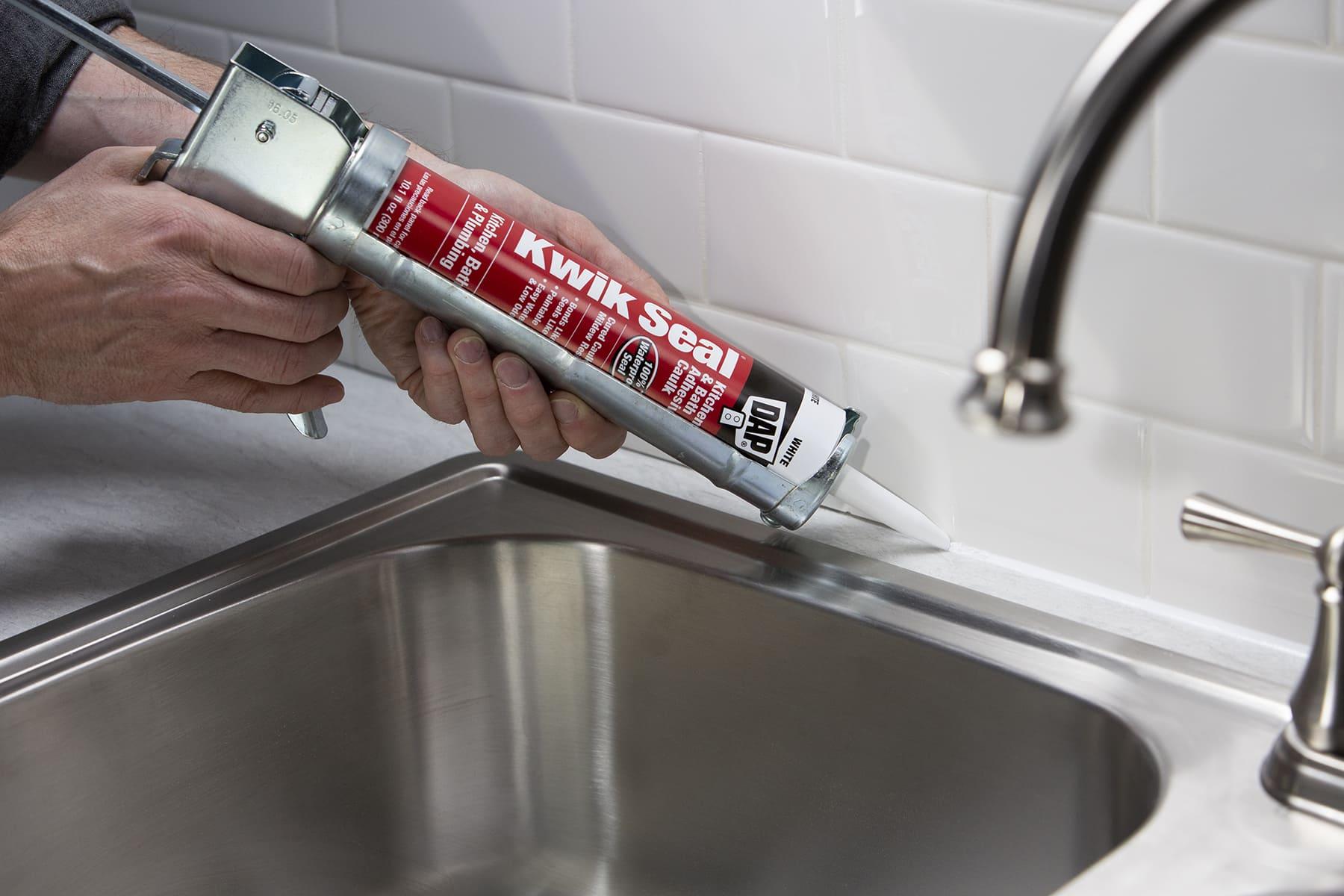 sink sealing
